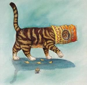 Необычные способности обычных кошек