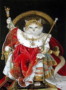 Кошачий король